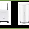 WiMAX2+用ホームルーターnovas Home+CAとL01の比較-L01はこれだけ進化した!